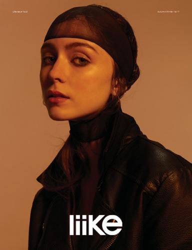 Liike Magazine Cover