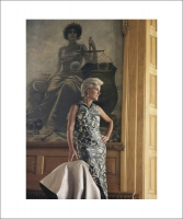 Gov. Kathleen Sebelius for Vogue Magazine