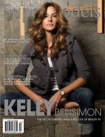 Kelly Kilorean Bensimon for Supermodels Unlimited Magazine